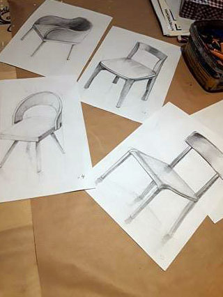 Architektura Wnętrz Pracownia Malarstwa I Grafiki